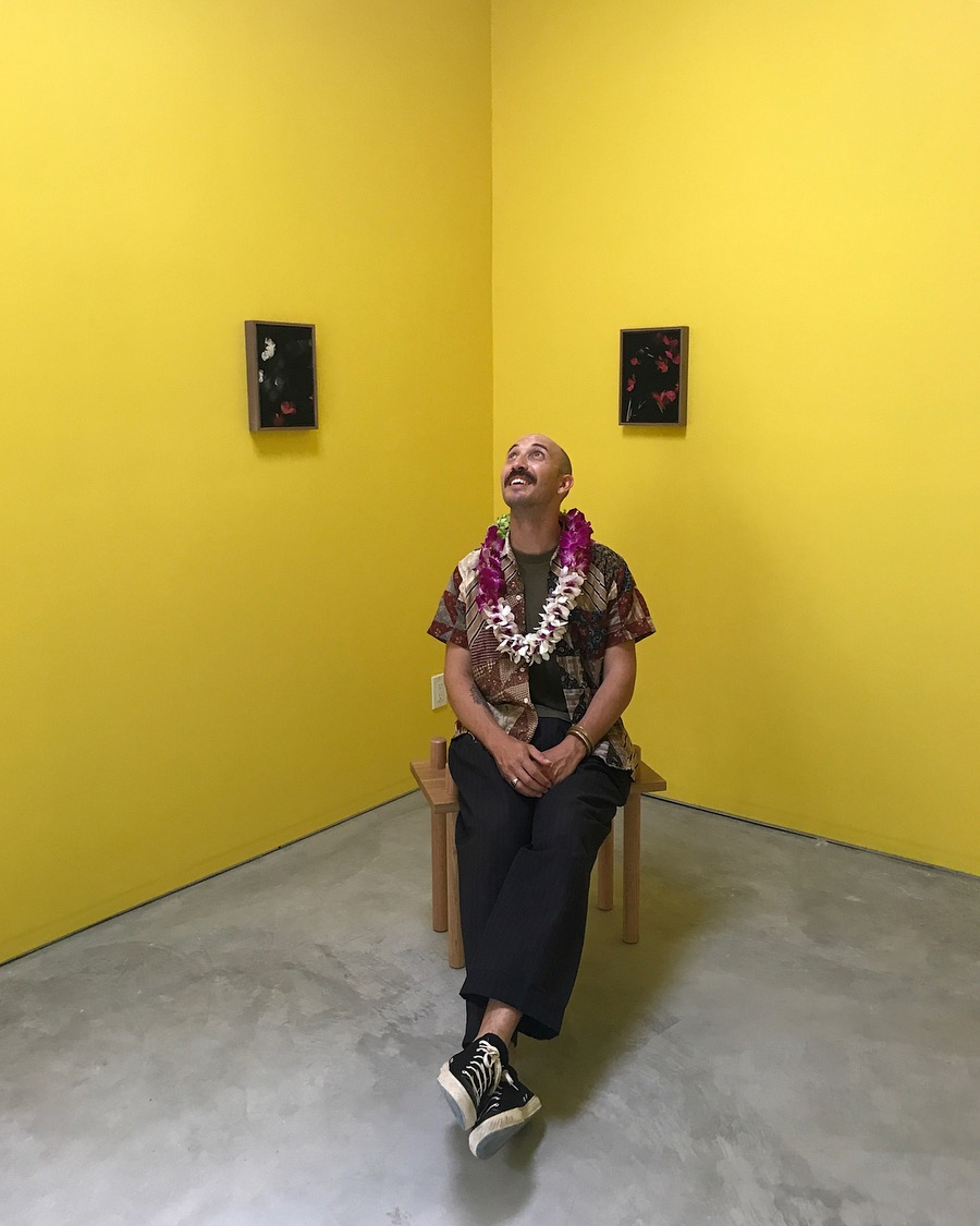 Forgetting the Words (Exhibition), 2018